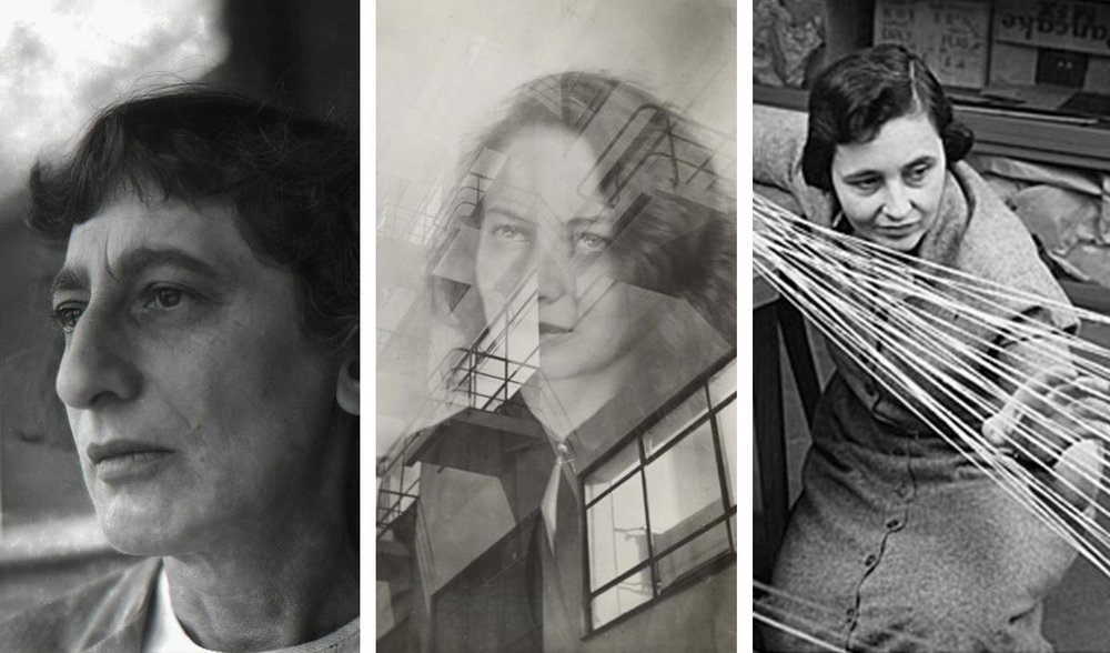 """The Women of the Bauhaus School"""