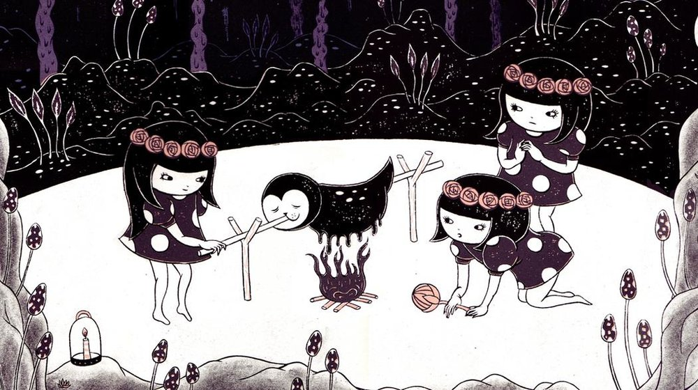 """'Darkness Is Comforting': The Japanese Artists Subverting Kawaii Culture"""