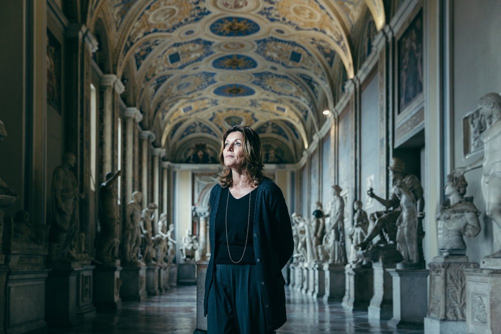 """A Woman Now Leads the Vatican Museums. And She's Shaking Things Up"""
