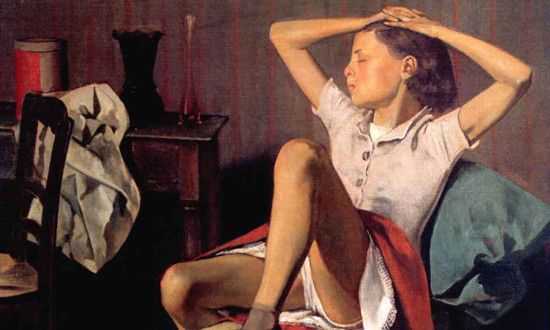 """Showing Balthus at the Met Isn't About Voyeurism, It's About the Right to Unsettle"""