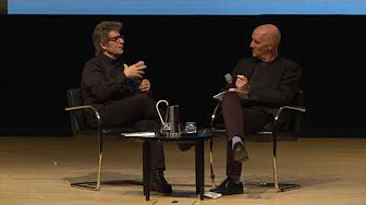 """Brooklyn Museum Artist Talk: Robert Longo and Hal Foster (VIDEO)"""