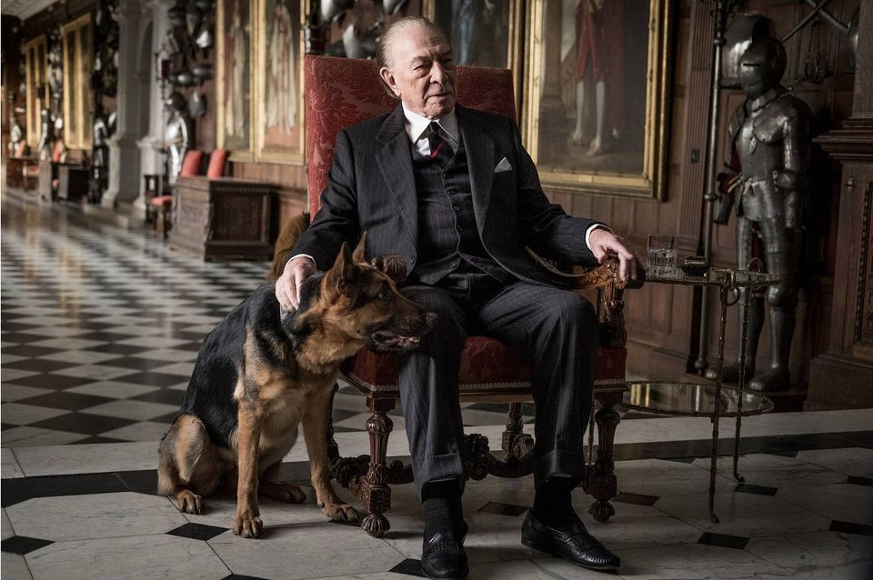 """J. Paul Getty is a monster beyond belief in Ridley Scott's All the Money in the World"""