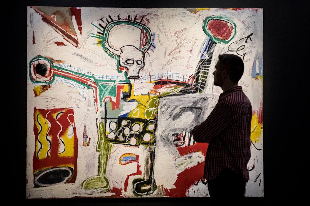 """""""Seeing Beyond Basquiat's Market Value"""""""
