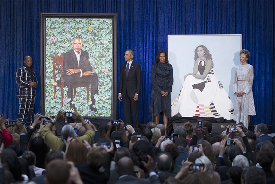 """Kehinde Wiley's Obama portrait controversy proves Americans struggle to engage with art"""