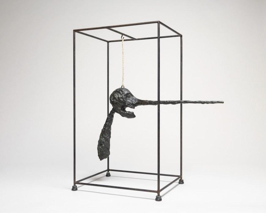 Alberto Giacometti, Nose ( Le nez ) (1947)