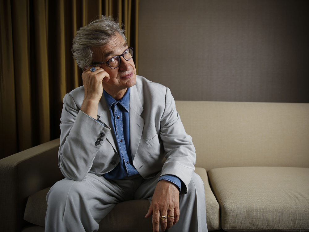 """'The dirty truth': Wim Wenders will defend 3D to the end"""