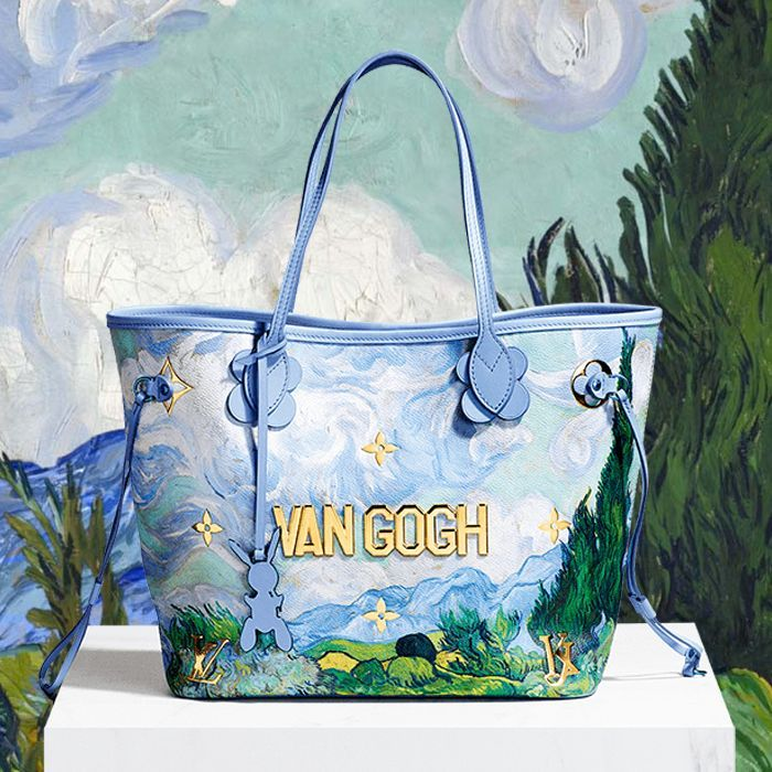 Louis Vuitton x Jeff Koons  (2017)