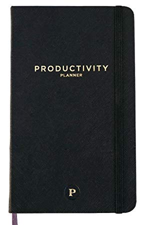 This little  productivity planner  was essential to tracking how I was using my day-to-day time and reflecting on the big picture of my weekly routines. Together with Google Calendar (on all of my devices), I was set for the year.