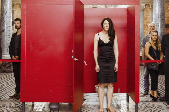 Mockumentary Series Documentary Now! Makes a Brilliant Parody of Marina Abramović