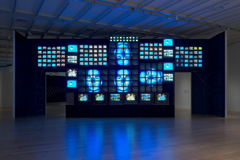 Nam June Paik at the Whitney: A Work of Dizzying Complexity