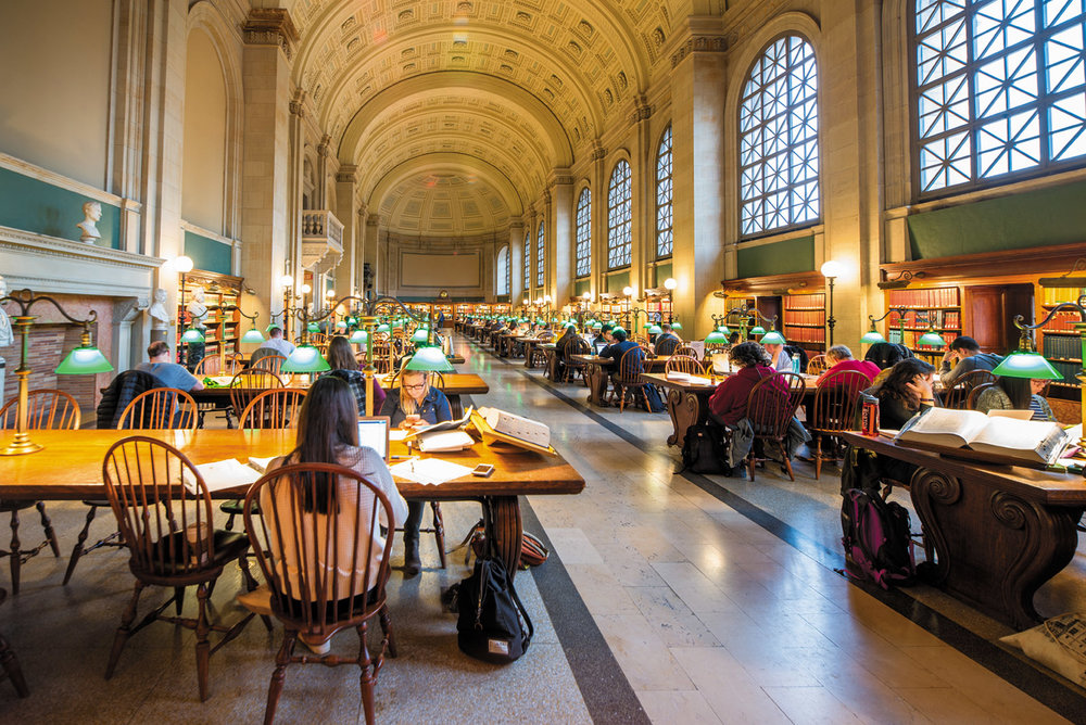 In Praise of Public Libraries