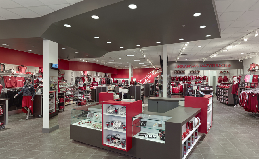 UA Razorback Retail