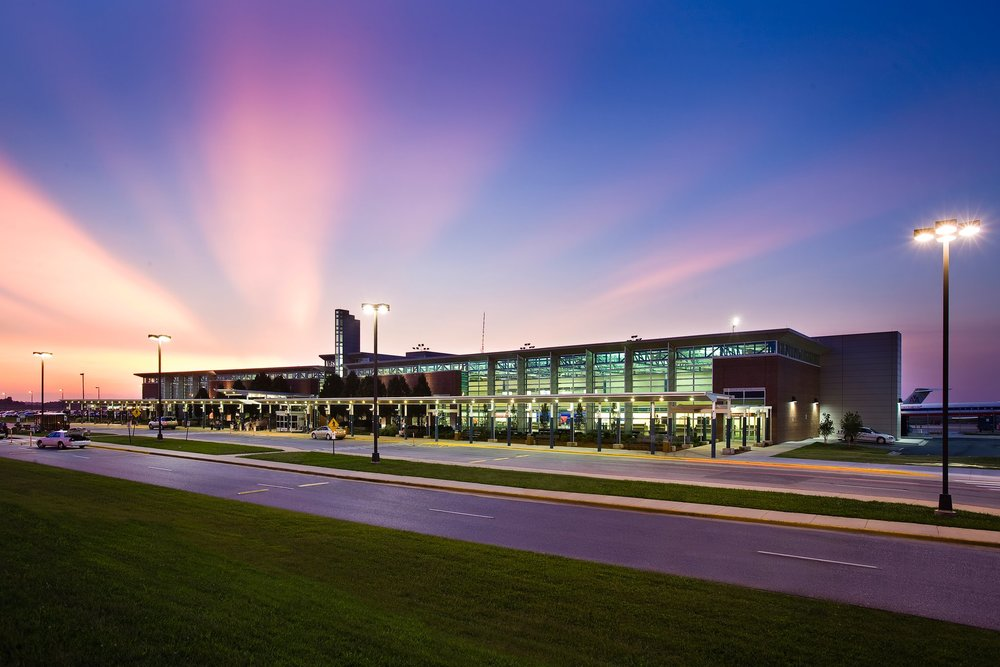 Northwest Arkansas Regional Airport XNA Renovations