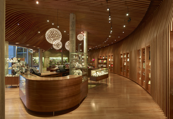 Crystal Bridges Museum Store