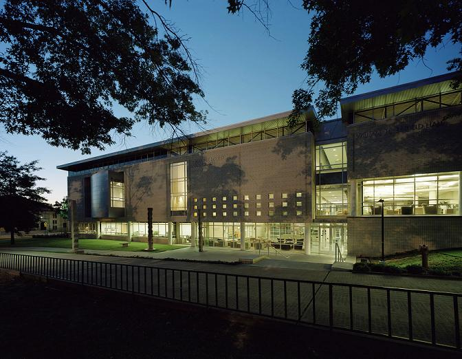 UA Leflar Law Center Renovation