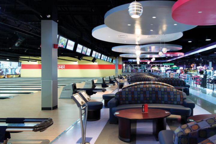 Round 1 Bowling & Amusement Center