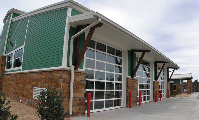 Fort Smith Fire Stations Renovations