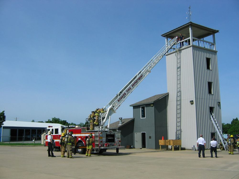 Rogers Fire Training Center