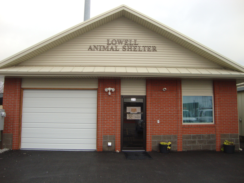 Lowell Animal Shelter