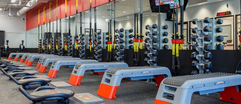 REVVED Fitness Center