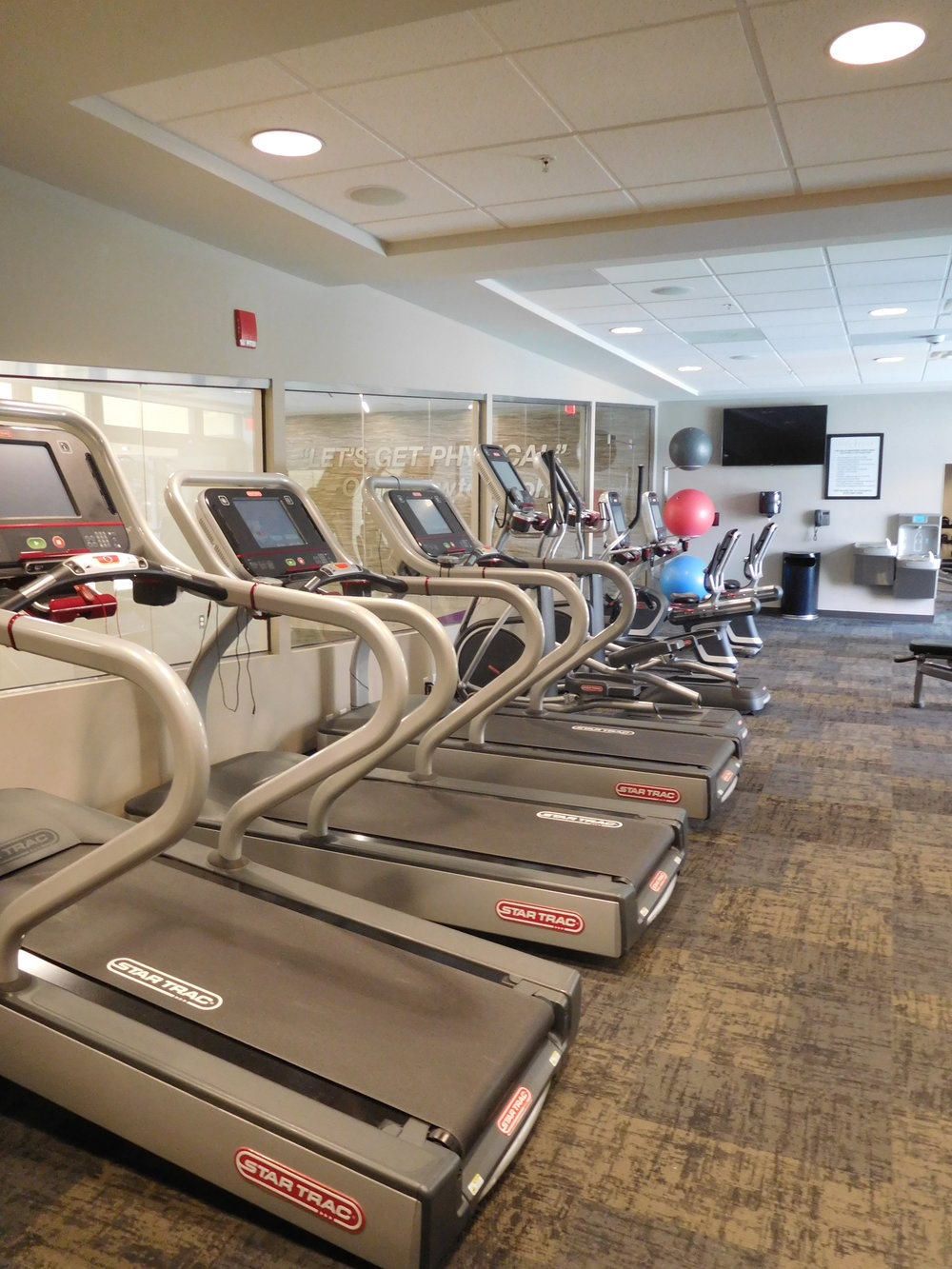 Hard Rock Hotel & Casino Fitness Center