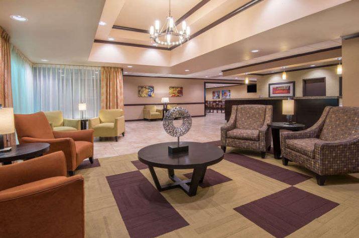 Wyndam Hotel Oklahoma City