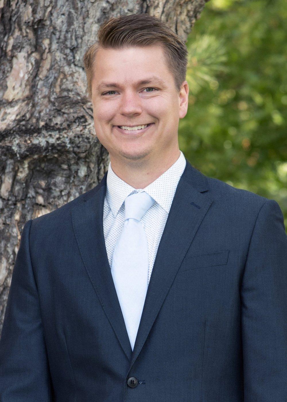 Dustin Anderson - Sr. Vice President