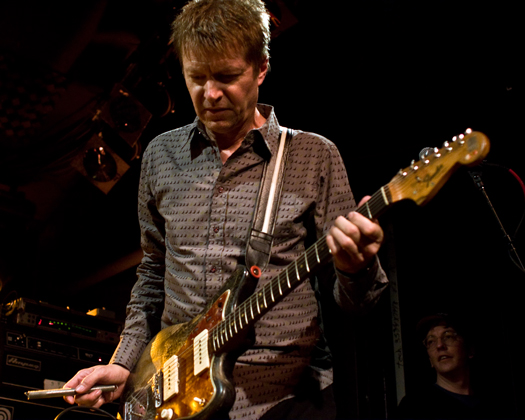 "Nels Cline AO Gear: Sarge, Super Sarge, Road Amp, Scanner, 1x12 Cab, 2x12 Cab Nels was named by Rolling Stone as one of the ""100 Greatest Guitarists of All Time"". He's been a full-time member of the acclaimed rock band Wilco for the last dozen years."