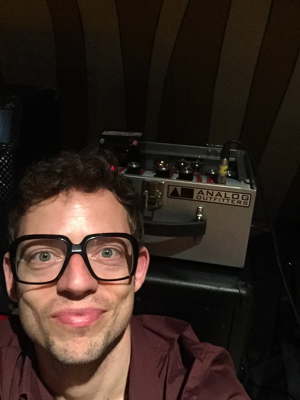 Jarle Bernhoft      AO Gear:  Sarge & Road Amp  Jarle is a Norwegian singer, multi-instrumentalist, composer and lyricist. His album  Islander  was nominated for a Grammy Award for Best R&B Album in 2015.