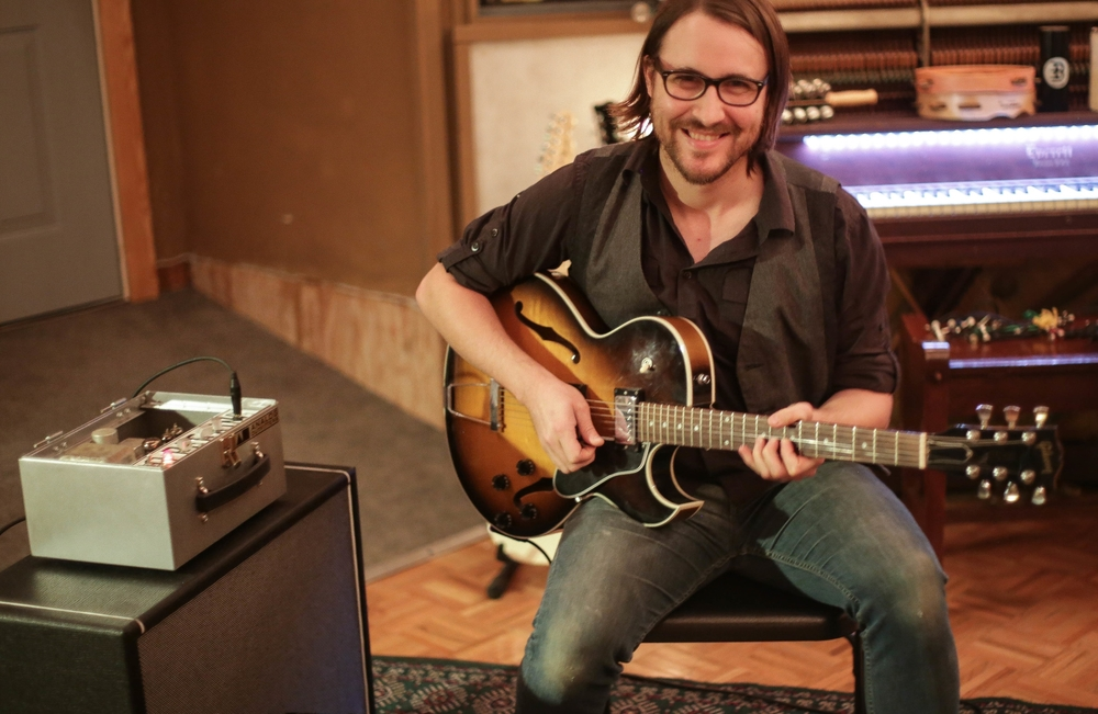 Bobby Holland AO Gear: Sarge Bobby Holland is a producer, engineer, and guitarist. He has worked on over 15,000 songs as well as worked with a number of artists including INTL, Megan Linsey, Isaac Hayden, and many others.