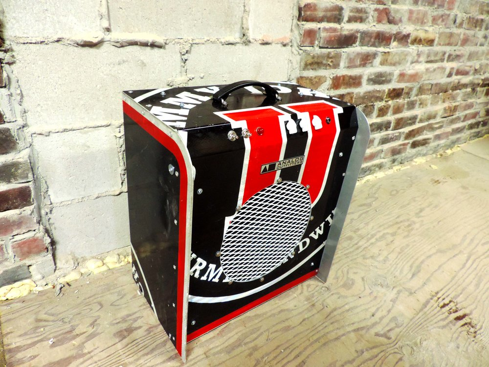 Jimmy Johns road case