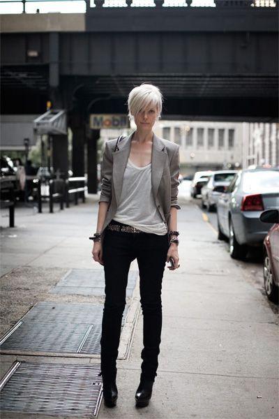 Kate Lamphear Gre Blazer