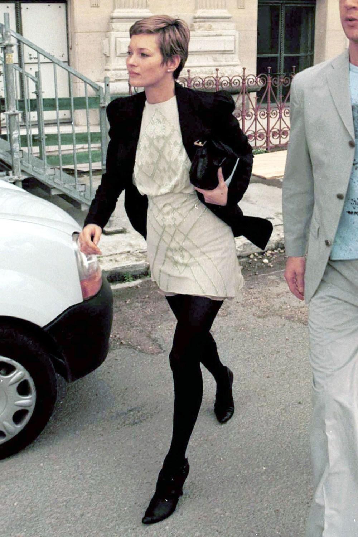 Kate Moss pixie