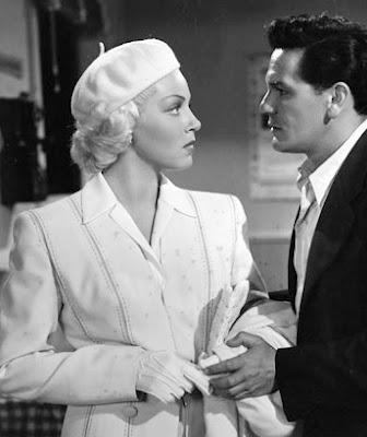 Lana Turner beret