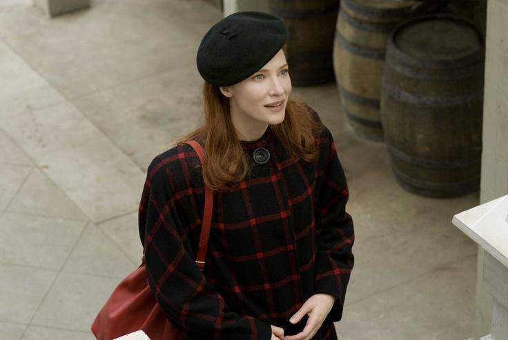 Cate Blanchett Beret