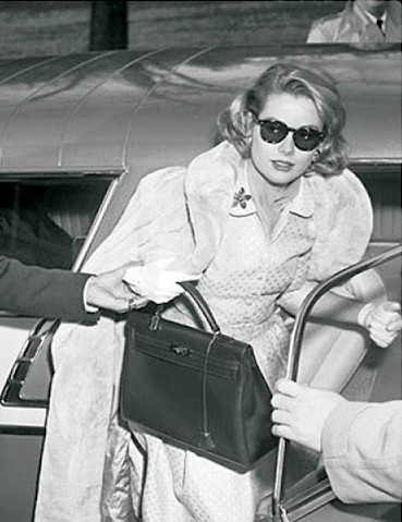 Grace Kelly and the Hermes Kelly