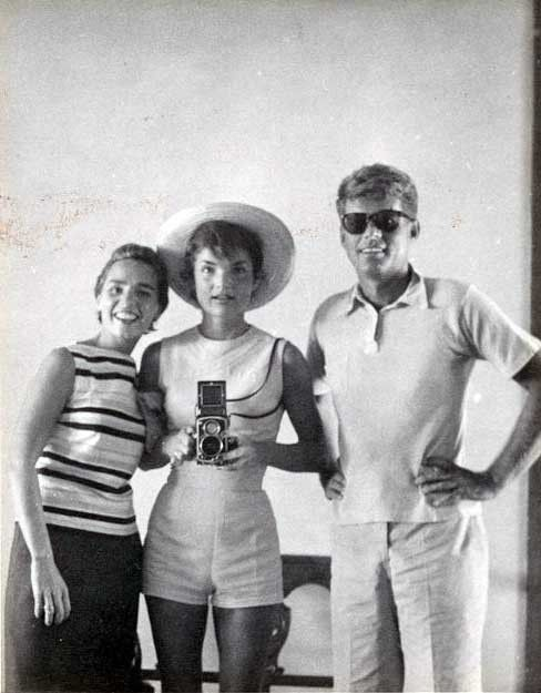 The Kennedys take a selfie