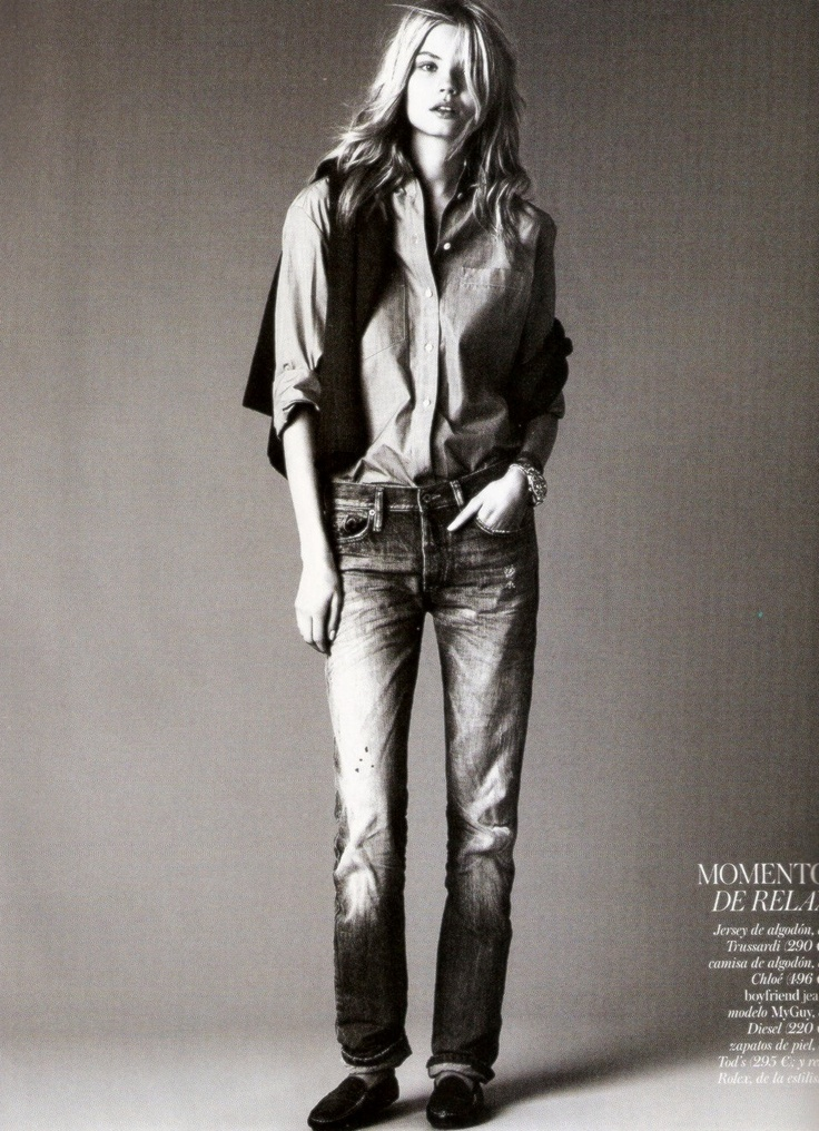 French Girl Cool per French Vogue
