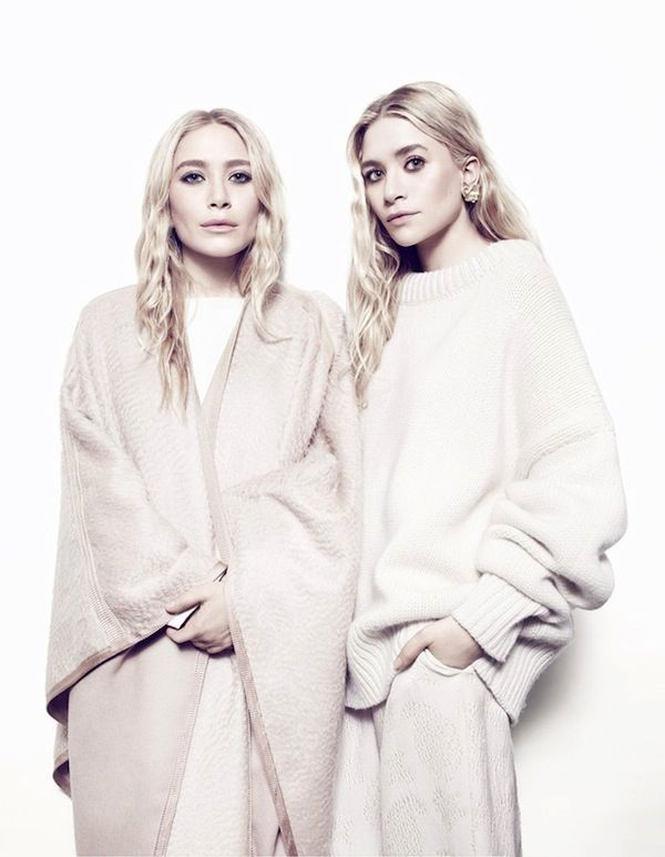 Olsen Twins The Row Blanket Cape