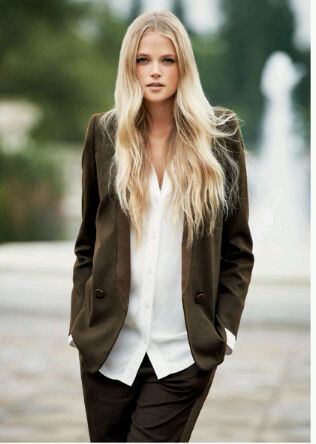 Gabriella Wilde Vogue US November 2013