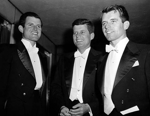 The Kennedy Brothers American Royalty