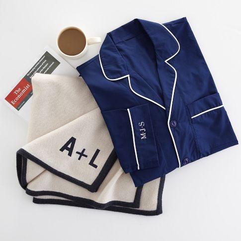 Monogram Men's Pajamas