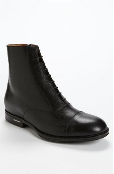 'Handir' Cap Toe Boot $750.00