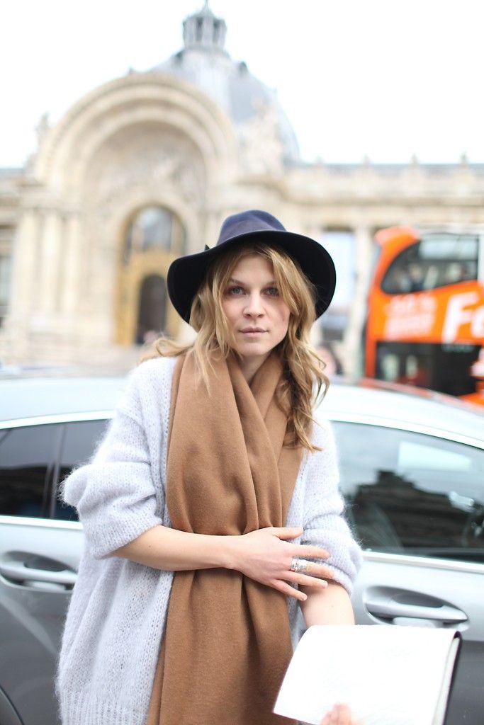 Clemence Posey Parisian Chic