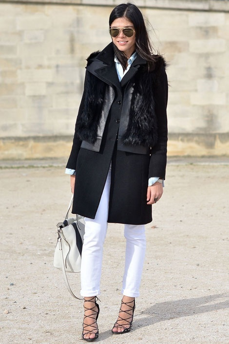 Chic and Sleek Emily Weiss