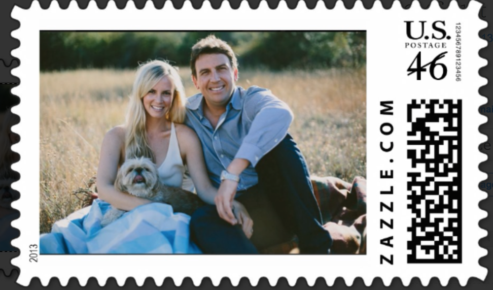Personalized Zazzle Stamps