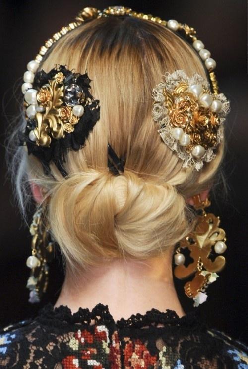 Dolce & Gabbana F:W 2013