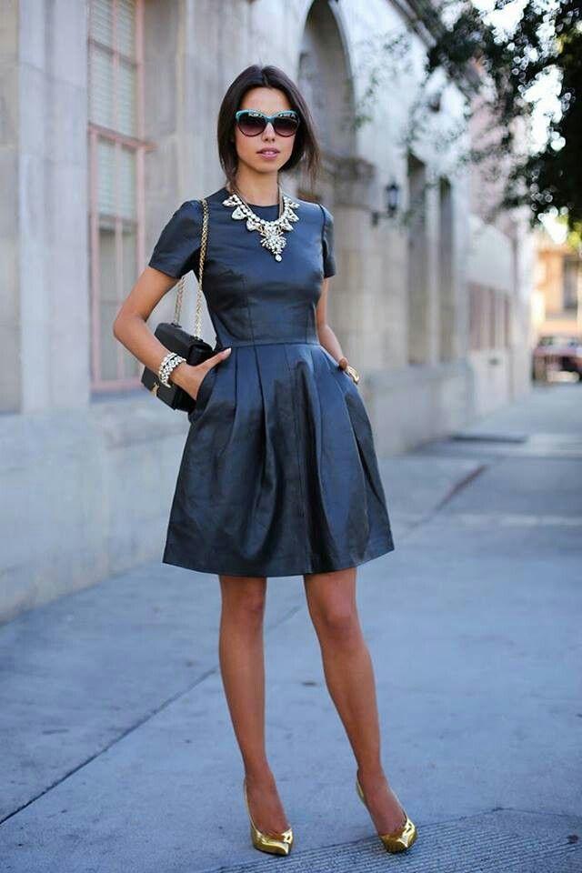 Cocktail Dress Street Style