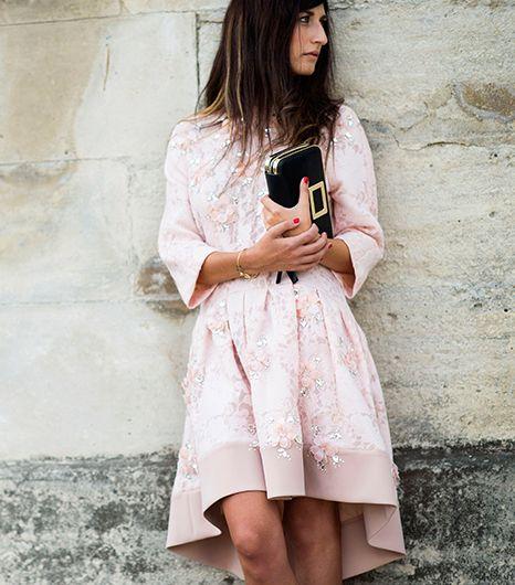 Pale Pink Pretty Dress
