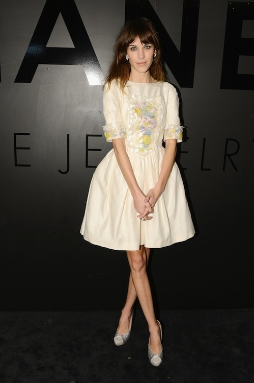 Alexa Chung Party Dress
